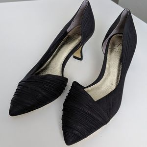 ADRIANNA PAPEL Evening Pointy Toe Low Heel SHOES
